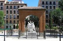 Plaza de Dos de Mayo, Madrid