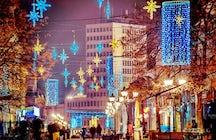 Winter Fest in Novi Sad