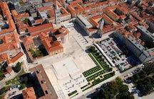 Roman Forum Zadar