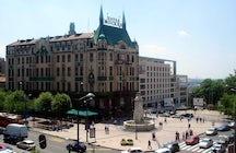 Terazije Square Belgrade