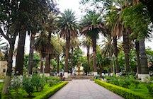 Plaza Luis Fuentes y Vargas, Tarija