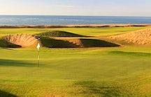 Golf Blue Green Ploemeur Océan
