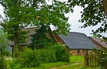 Cigonaliai village