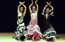 Flamenco nights in Tetería Nazarí