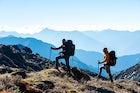 Trekking and winter activities in Olympus Mountain