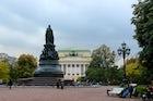 Catherine Public Garden, Saint Petersburg