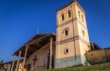 Jesuit Mission of Santiago de Chiquitos