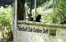 Paintball Club Outdoor Delft