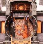 The Ankeruhr (Anker Clock), Vienna