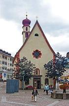 St. Anthony's Chapel