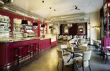 Cafe Cafe, Prague