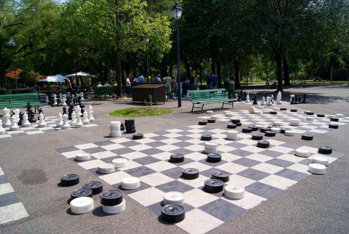 Visitar Parc des Bastions