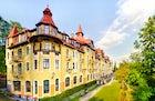 Grand Hotel Praha, Tatranská Lomnica