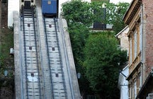 Zagreb Funicular - Uspinjača