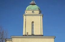 The Suomenlinna Church