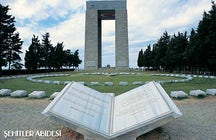 Çanakkale Martyrs' Memorial, Turkey