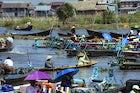 Ywama floating village, Inle Lake