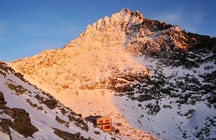 Chata pod Rysmi, the High Tatras