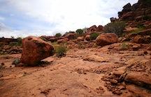 The Dolmens of Palaca Grande
