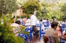 Restaurante el Ciruelo, Tepoztlan, Morelos
