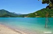 Jablanicko Lake