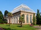 The Royal Botanic Garden in Edinburgh
