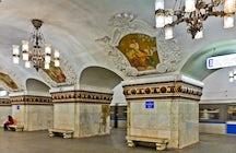 Kievskaya station (Moscow metro)
