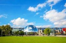 Parc de la Villette et cité des sciences et de l'industrie