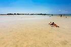 Astonishing Elafonisi beach