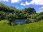 Donje Bare Lake at Mt. Zelengora