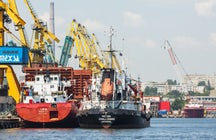 The Naval Shipyard Constanța