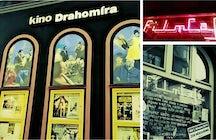 FilmCafé a Kino Drahomíra