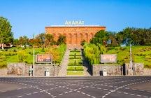 Yerevan brandy company & museum