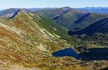 Heart Lake, Chersky Peak