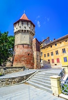The Carpenters' Tower Sibiu