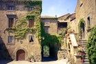 A stroll in Civita