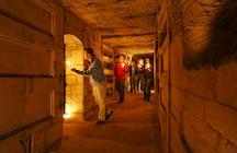 Day 6: Museum Romeinse Katakomben