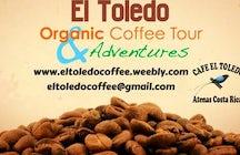 El Toledo Coffee Farm & Tour, Atenas, Costa Rica