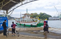 Onomichi Ferry Port, Onomichi, Hiroshima