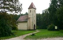 Holy Trinity Church, Velemér