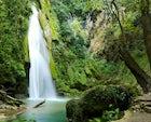 Cascada el Guardian (el Chuveje),  Queretaro