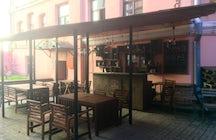 Embargo, bar, Minsk