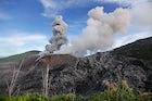 Mt. Ibu, Halmahera, North Maluku
