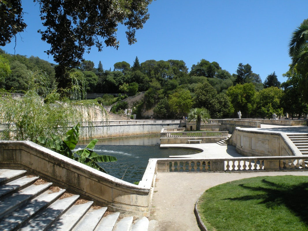 Visit Jardins de la Fontaine