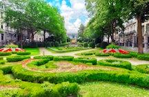 Place du Petit Sablon, Brussels