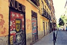 The city's counter-cultural scene, Malasaña