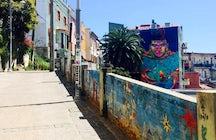 Paseo Dimalow, Valparaíso