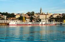 Usce of Sava and Danube