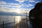 The bridge of wishes in Ohrid