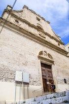 Basilica di Santa Croce Cagliari